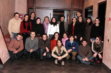I borsisti dell'edizione 2005-06