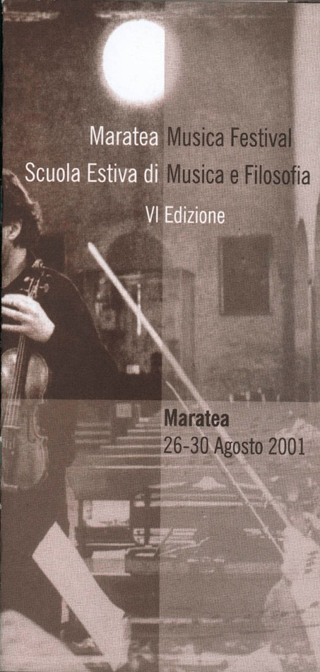 Manifesto 2001