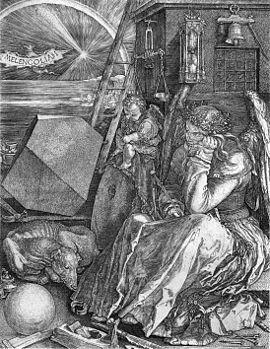 Albrecht Dürer, Melencolia I (1514)