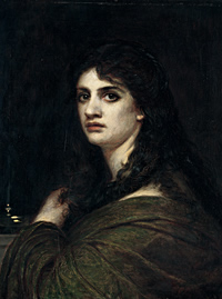 Arnold Bocklin- Malinconia- 1871